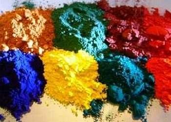 Pigmento de tinta