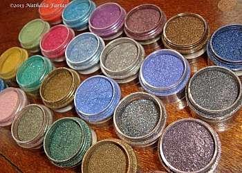 Pigmentos para tintas base água
