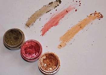 Pigmento para tintas peroladas
