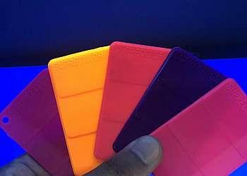 Pigmentos fluorescentes